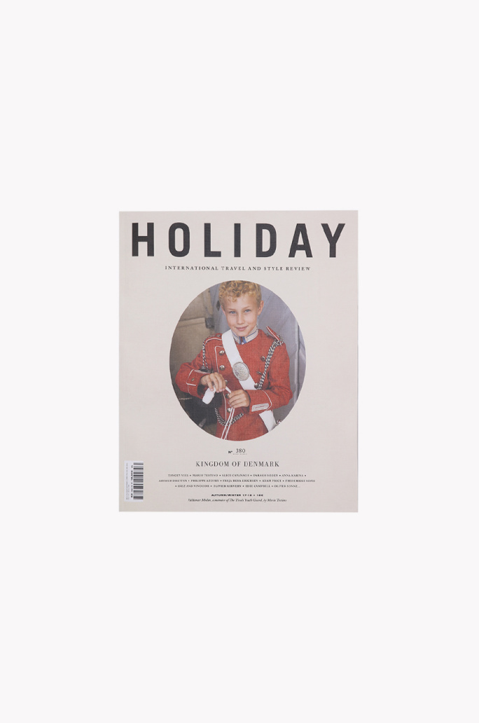 [Holiday Magazine] No.380 Kingdom of Denmark