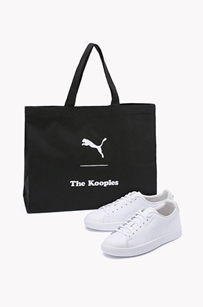 [Puma X The Kooples] Punching line sneakers