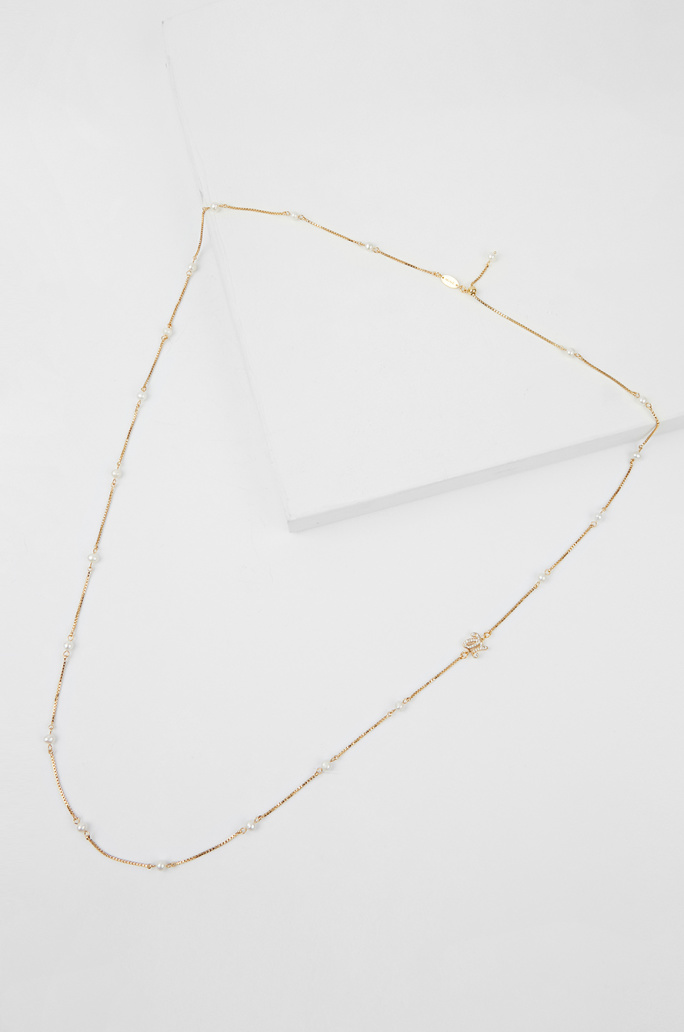 two way long necklace