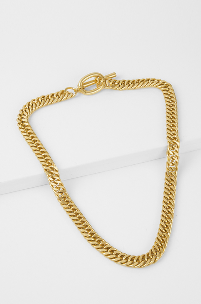 Bold chain necklace