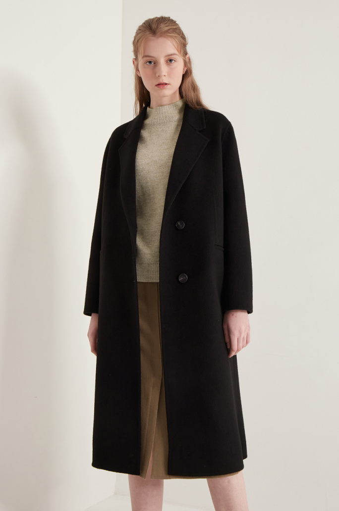 Slit single coat