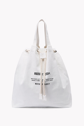 [SYSTEM2] Rope string bucket bag