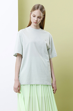 [SYSTEM2] Cut out armhole T shirt