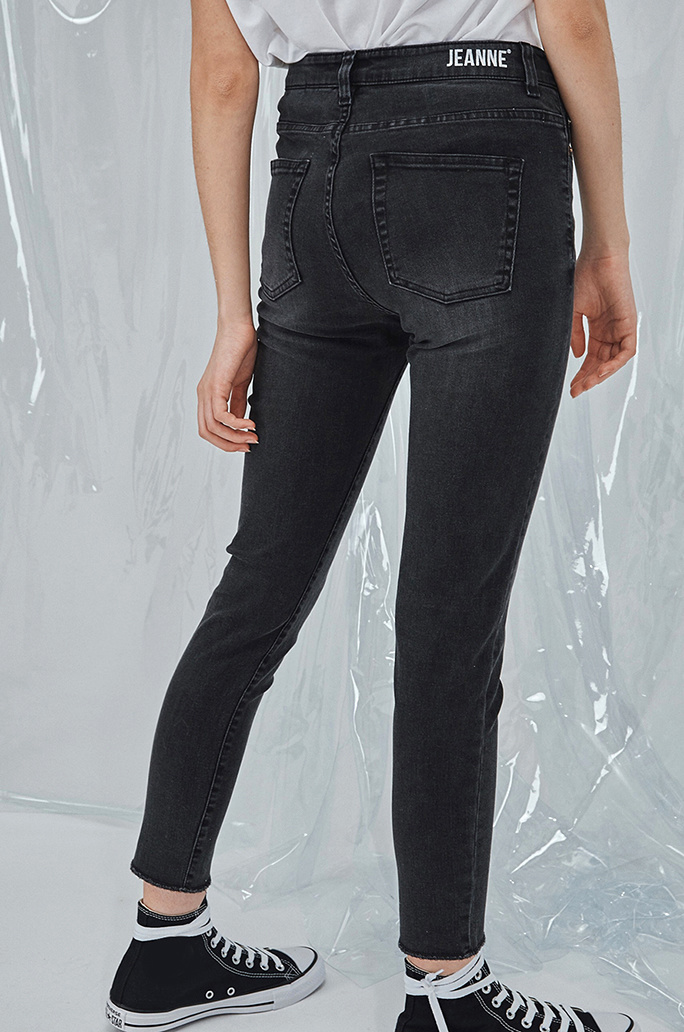 [SYSTEM2] MIDRISE THE PERFECT SKINNY JEANS