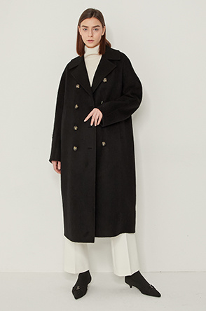 Handmade double coat