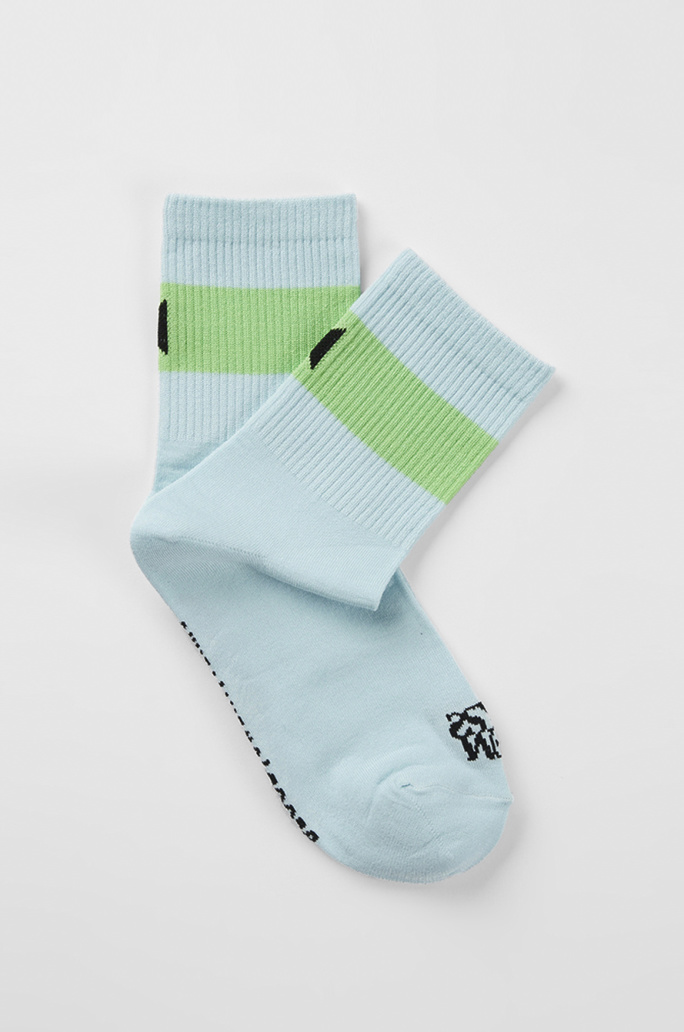 Color line socks