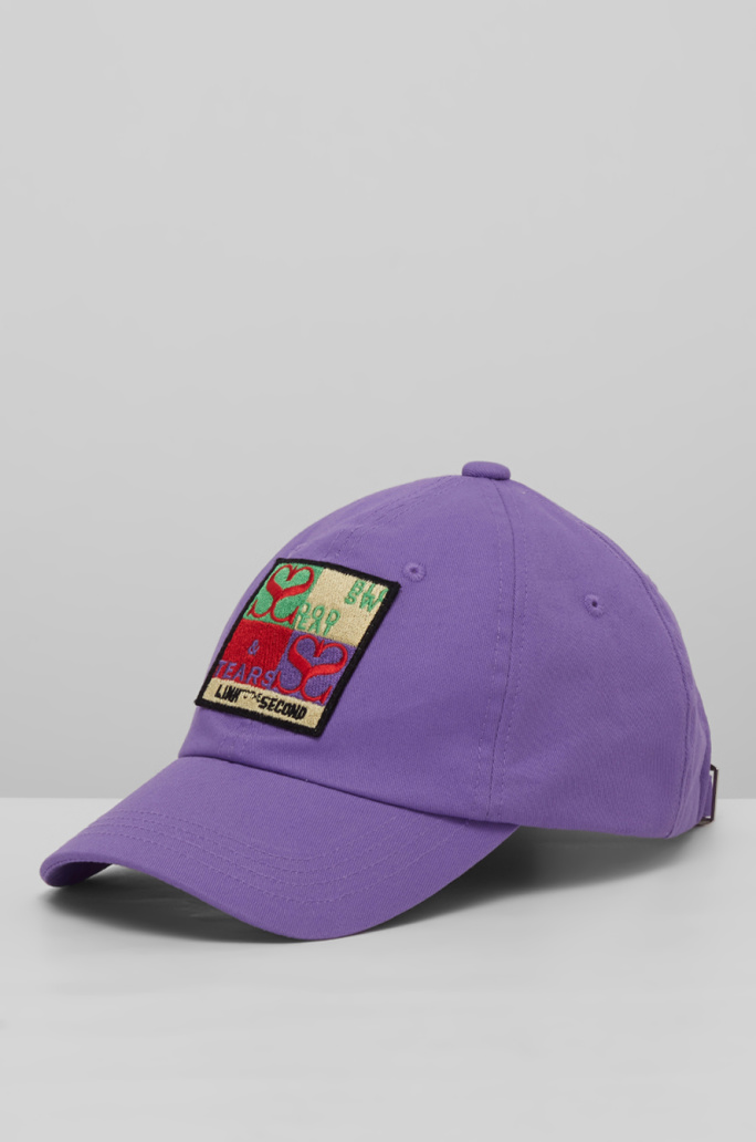 Artwork Patch Cap