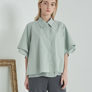 Layer short shirt