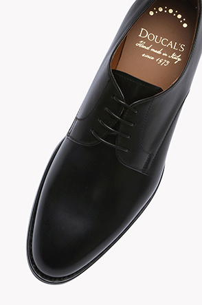 [DOUCAL'S] Cow leather buck shoes