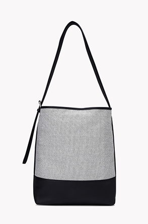 Shoulder strap tote bag