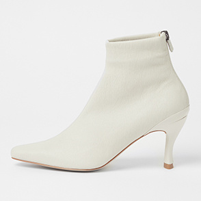 Lambskin ankle boots
