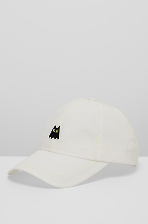Crystal patch cap