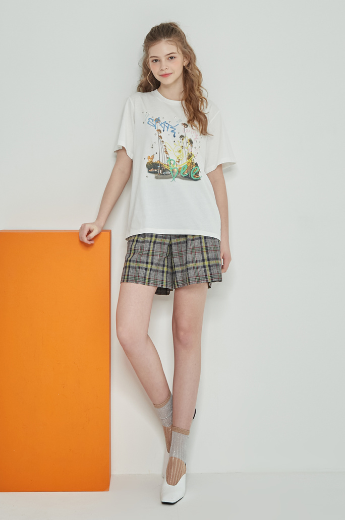 Stud honey bee t-shirt