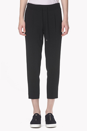 Stretch waist banding pants